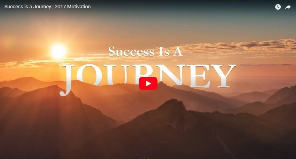 Brian Tracy Success is a Journey